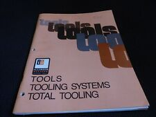 Illinois Eclipse Cutting Tools Catalog Milling Tooling 1974