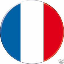 FRANCE FRENCH DRAPEAU FLAG PAYS COUNTRY Ø25MM PIN BADGE BUTTON
