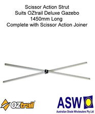 DELUXE Oztrail SCISSOR ACTION STRUT/ARM Gazebo Pavilion 1450mm Long OZSASD