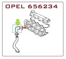 OPEL  C14NZ ,C14SE ,X12SZ ,X14SZ,C12NZ Schlauch Kurbelgehäuseentlüftung