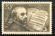 STAMP / TIMBRE FRANCE NEUF N° 542 ** EMMANUEL CHABRIER