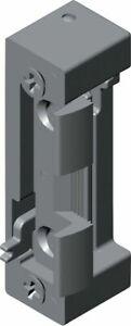KFV Tagesfalle 115-A mit Stahlabdeckplatte, für Kunststoffprofile Stahl verzinkt