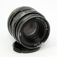 Helios 44m-4 lens 58 mm f/2 M42 Vintage USSR for Sony, Canon, Nikon # 87394227