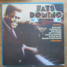 FATS DOMINO LP / 20 GREATEST HITS ( FIRST PRESS VG / VG 1976 )
