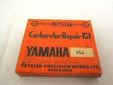 YAMAHA YL1 YL 1 CARBURETOR REBUILD REPAIR KIT NEW OLD STOCK TWIN JET 100