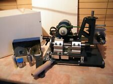 Watchmakers tool, gear milling machine.