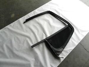 2002-2009 GMC ENVOY NEW REAR DOOR WINDOW & WEATHERSTRIP # 25827682 / # 25949486