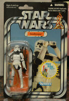 Hasbro Star Wars 20832 Sandtrooper Action Figure VC14 w/ Card Vintage Collection