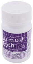 Armour Products Etch Glass Etching Cream Compound 2.8 oz 80 g 15-0150