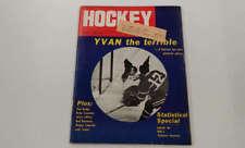Hockey World March 1967 Vintage Sports Magazine J73475
