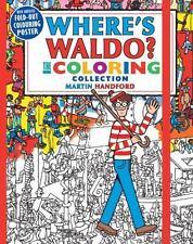 Handford, Martin : Wheres Waldo? The Coloring Collection