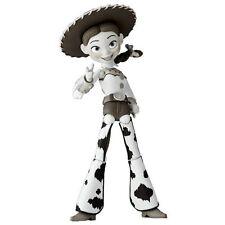 New Sci-Fi Revoltech 048EX Disney Toy Story Jessie Sepia Ver Figure Kaiyodo