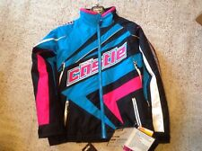 NEW Castle X Woman's Launch G2 Snowmobile Jacket ~ Medium ~ 72-2552 - Pink/Blue