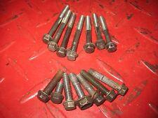 Yamaha YZF750R YZF 750 750R YZF750 engine motor water pump bolts screw 1994-1998
