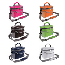 Soft Cooler Tote Insulated Lunch Bag Outdoor Camping Picnic Bag Leakproof