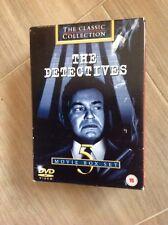 The Detectives 5 Movie Box Set Sabotage Lodger Stranger 5 DVDs Vgc