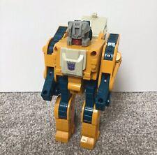 Transformers G1 Headmasters WEIRDWOLF near Complete Hasbro Takara 1987