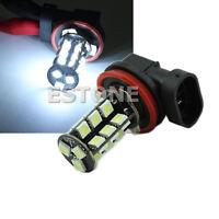H11 27-LED 12V Car White Fog Headlight Driving DRL Lamp Bulb