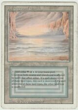 Revised Edition  MTG  Underground Sea   Magic Dual Land
