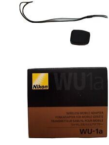 Nikon wu1a wifi adapter
