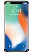 Apple iPhone X -64GB/256GB - Space Grey or Silver (Unlocked) NO FACE ID
