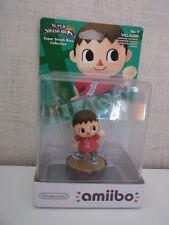 Amiibo Super Smash Bros. No. 9 Villager - Neu & OVP