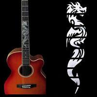 KE_ BH_ KF_ KF_ Fretboard Accessory Electric Guitar Dragon Stickers Decor for