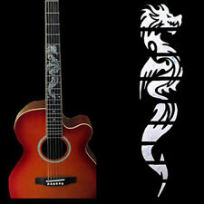 Fretboard Accessory Electric Guitar Dragon Stickers Decor for Beginner Hot