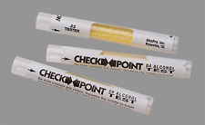 CheckPoint Disposable Breath Alcohol Test -.02 BrAC - Bag of 25 Tests ($2.29 ea)