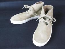 AMERICAN EAGLE OUTFITTERS SUEDE CHUKKA TAN ANKLE HIGH LACE-UP BOOTS MENS 7 NEW