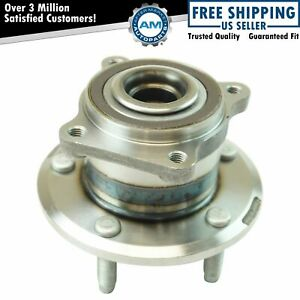 Rear Driver or Passenger Side Wheel Bearing & Hub Assembly for Chevy Volt Verano