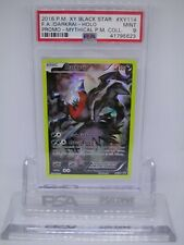 PSA 9 MINT Darkrai Black Star Promo Mythical FULL ART Pokemon Card XY114     M36