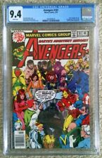 Avengers 181 CGC 9.4 1st  Appearance Of Scott Lang - Ant-Man!!!