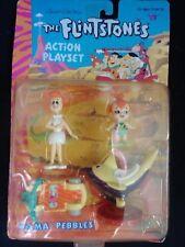 The Flintstones Action Playset - Wilma & Pebbles