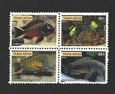 2018 Kenya Local-Trans-Nzoia County-Fish, Endemic Aquatic Life