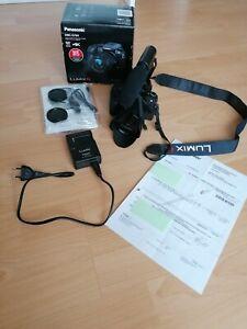 Panasonic DMC-G70 LUMIX 16MP 4K Wechselobjektivkamera - Schwarz
