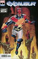 Excalibur #2 McKone 2099 Variant Marvel Comics 2019