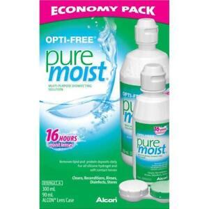 Opti-Free Replenish Multi-Purpose Disinfecting Solution Contact Lense 300+90mL