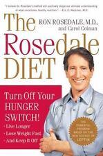 The Rosedale Diet by Colman, Carol, Rosedale, Ron, Good Book