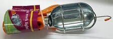 110V 125V Trouble Drop Work Shop Light 15' Outlet Inspection Lamp Garage 33534