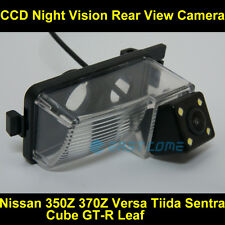TO NISSAN Geniss Tiida Livina Car CCD Night Vision Reverse Rear View Camera