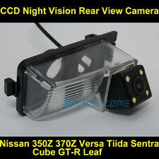 For Nissan 350Z 370Z Versa Tiida Sentra Cube GT-R Leaf Car Rear View Camera