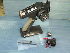 NITRO 1/10-1/8 KYOSHO 2 canali 2.4GHZ Trasmettitore radio control system