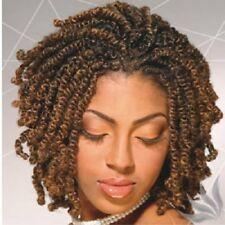 Spring Twist Crochet Hair Braid Hand Made 6 Inches  150pieces Colour 33