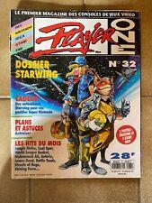 Player one n°32 juin 93 MAGAZINE DE JEUX VIDEO retro vintage