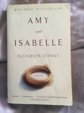 Vintage Contemporaries: Amy and Isabelle by Elizabeth Strout (2000, Paperback)