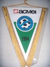 GAGLIARDETTO UFFICIALE CALCIO ACMEI BARI 1994