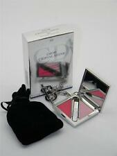 Dior Cristal Shine Lipbalm & Gloss Jewel Palette 002 Cristal Pink New In Box