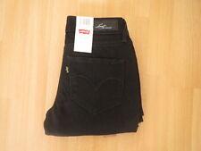 BNWT  Levis Girls Bold Curve Black Skinny Stretch Jeans    Size 23- 66/67 cm