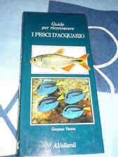 Guide per riconoscere I pesci d'acquario G. Vevers